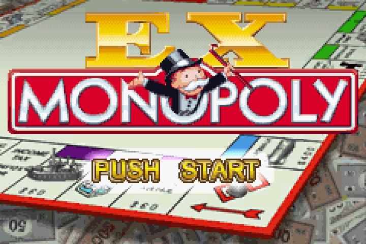 GBA | EXモノポリー