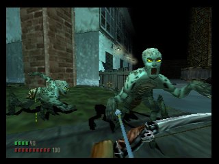 N64 | Turok 3 Shadow of Oblivion